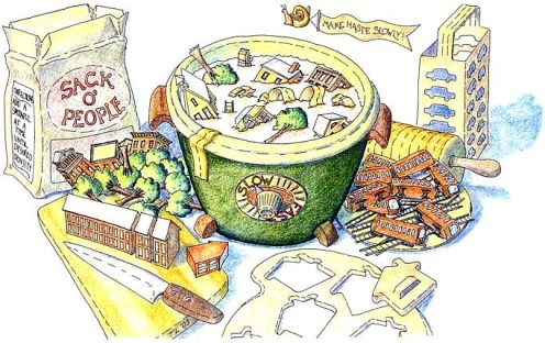 Cooking Urbanism