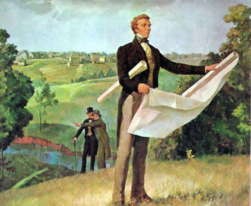 Joseph Smith | community builder