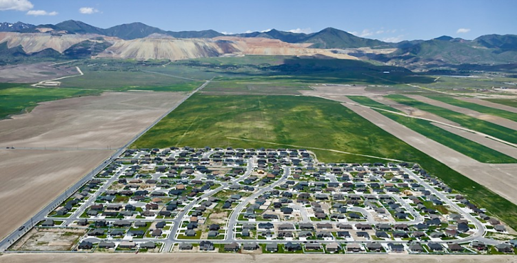 Figure 1 - CSD Example | Country Crossing (South Jordan, UT)