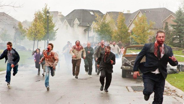 Suburban Zombies